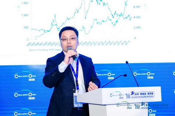 邓伟斌:赋能燃料电池,助力氢能起飞