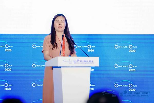 潘晓红:上海市将申报国家燃料电池汽车示范城市