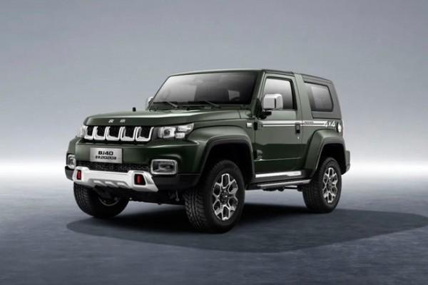 致敬中国越野车鼻祖 北京BJ40特别版将18日预售
