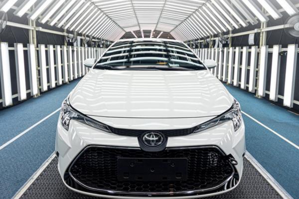 汽车制造的高标准赋予高保值 观广汽丰田工厂