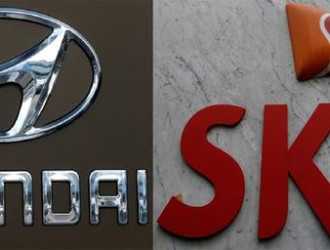 现代汽车与SK创新合作开发电动汽车电池生态系统