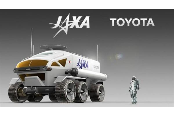 """丰田月球车正式定名""""Lunar Cruiser"""" 续航1.6"""