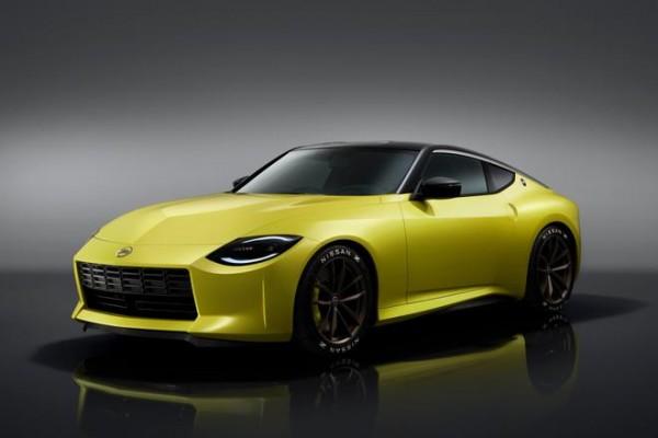 全新日产Z Proto首发 搭载双涡轮增压V6发动机+6
