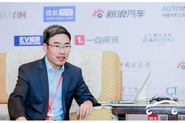专访上汽大众吴庆文:聚焦技术研发,不断提升产品力