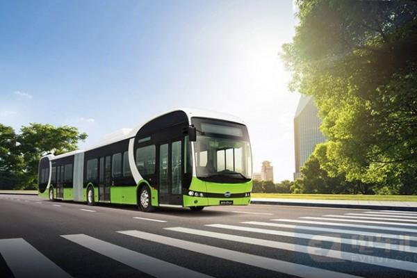 比亚迪获芬兰史上最大纯电动巴士订单