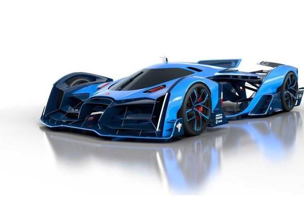 传布加迪10月发布首款纯电动超跑赛车 借用Rimac