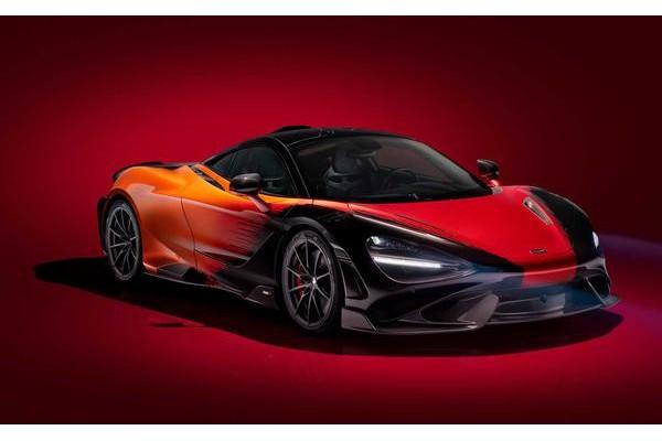 迈凯伦765LT超跑正式投产 加速性能再提升7.0秒