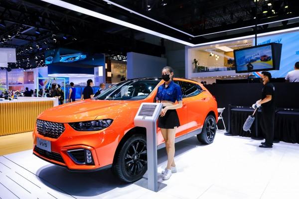 2020北京国际车展长城汽车新闻发布会
