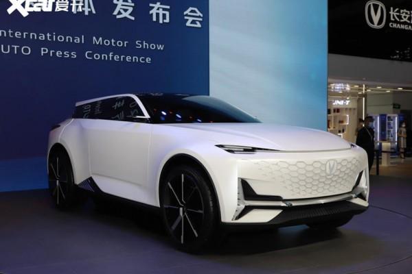 长安Vision-V概念车将量产 或定名UNI-V