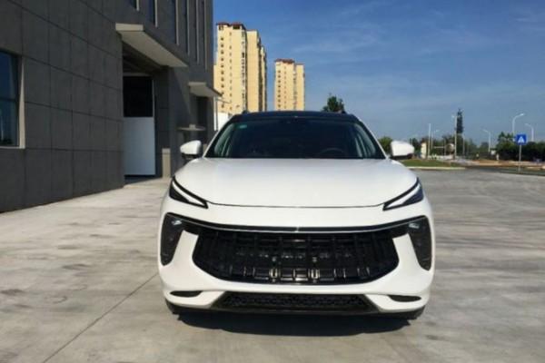 广州车展亮相 风行T5 EVO将于明年3月上市