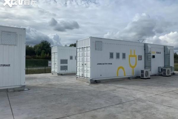雷诺eWays在欧洲推进两大电池储存项目