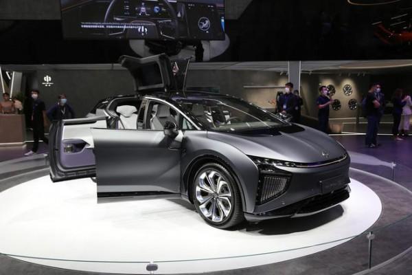 2020广州车展:卖80万的中大型SUV 高合HiPhi X