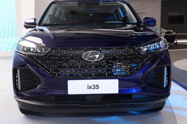 2020广州车展:现代全新ix35首发亮相,将于12月