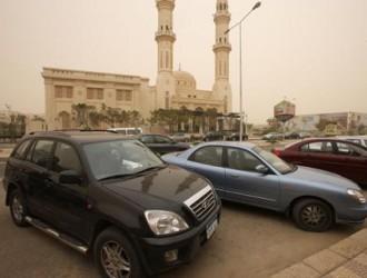 中国品牌汽车走俏埃及 商用车占据当地市场份额