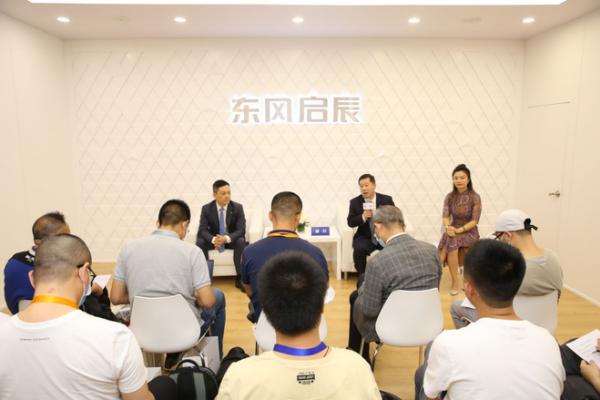 东风启辰总经理马磊:产品服务缺一不可