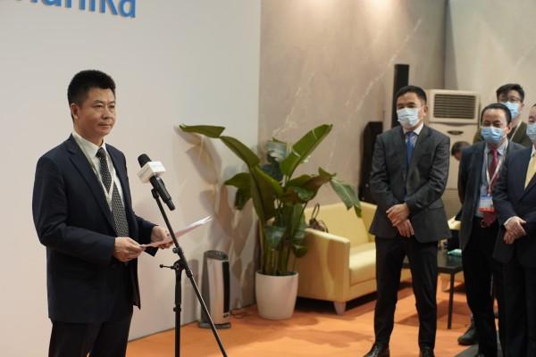 夏闻迪 在 2020 上海汽配展开馆仪式上的致辞