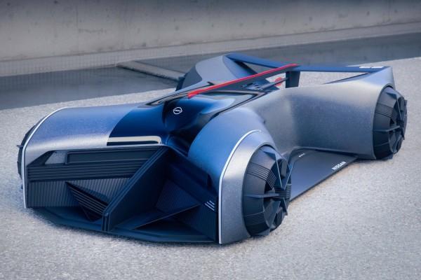 日产GT-R X 2050 Concept概念车
