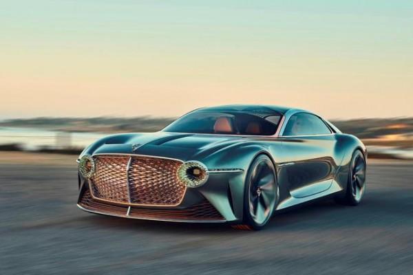 将于2025年上市 宾利首款EV或由奥迪生产