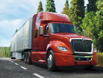 Navistar商用车品牌提升碰撞缓解系统功能 改进