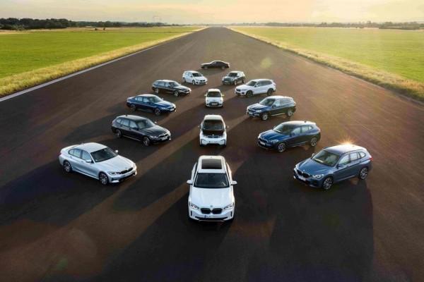 加快电动转型 宝马计划三年内20%车型实现电动化