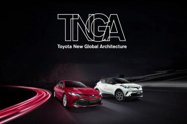 """TNGA 1.5L车型来袭:""""丰巢""""概念进化史"""