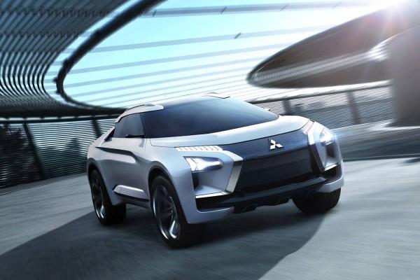 传三菱将于2021年推出e-EVOLUTION电动SUV