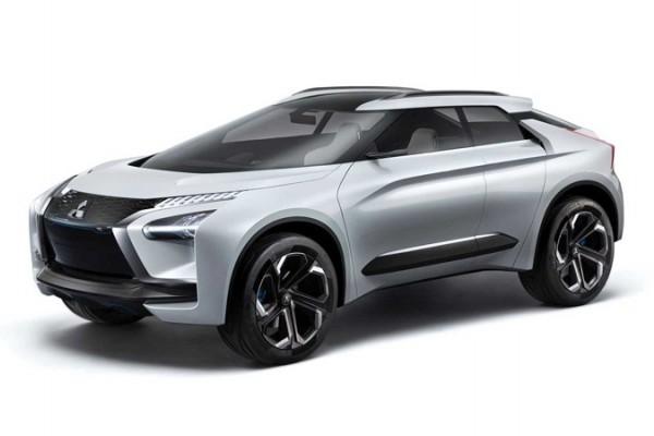 续航或为500km 三菱将于明年推出全新电动SUV