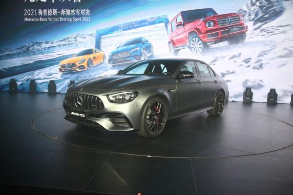 售146.88万元 新一代AMG E 63 S 4MATIC+上市