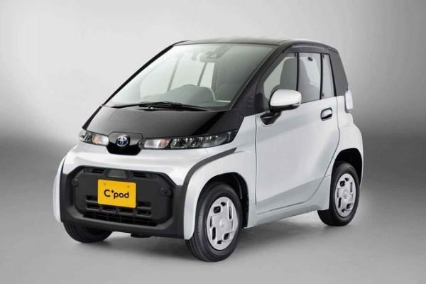 专注微型车研发 爱信推出丰田C+pod电驱单元