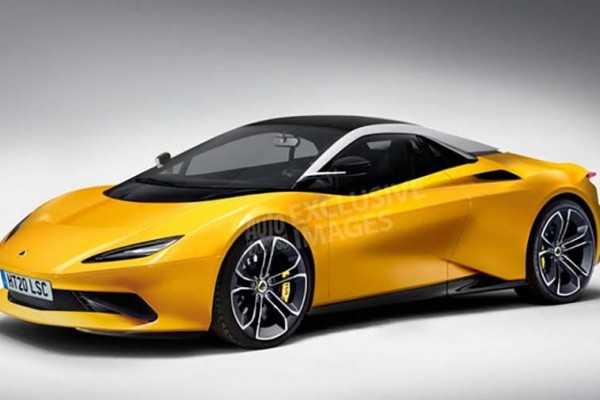 最后一款燃油车 路特斯全新跑车今年夏天发布