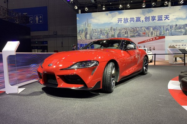每年配额300辆 丰田GR Supra将于4月公布售价