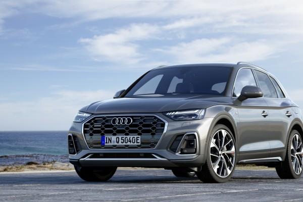电池容量扩充 奥迪Q5/Q5轿跑插混车型正式开售