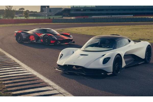 阿斯顿·马丁确认2025年开始在英国制造两款全新