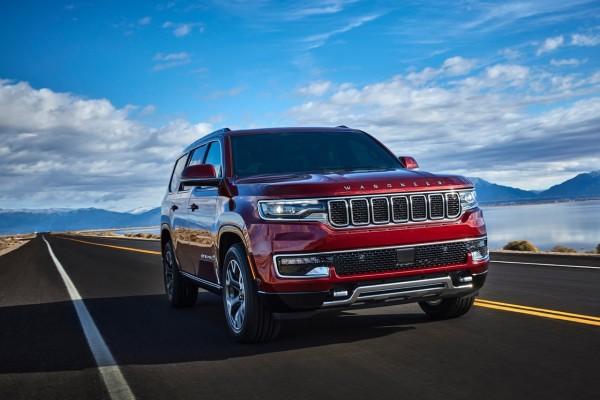 Jeep Wagoneer (2022)