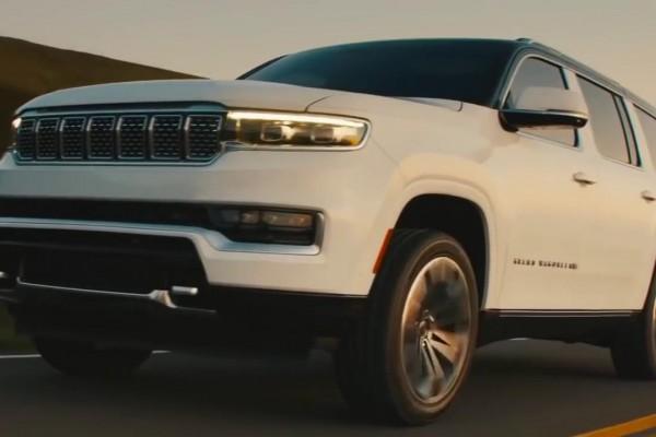 2022年吉普大型豪华SUV
