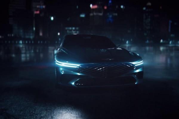 捷尼赛思X Concept概念车