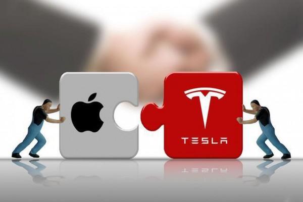 特斯拉牵手苹果供应储能电池