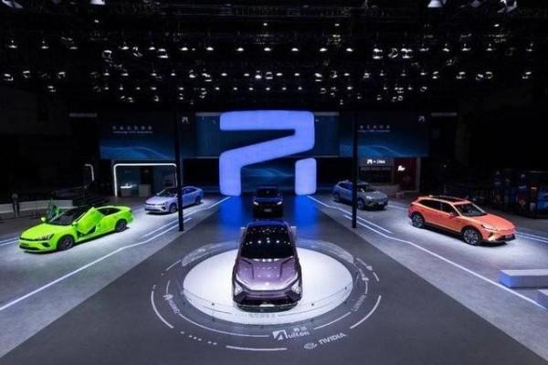 上汽R汽车将推出激进尖端的智能驾驶技术