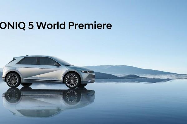传现代将于明年发布Ioniq 6纯电动轿车