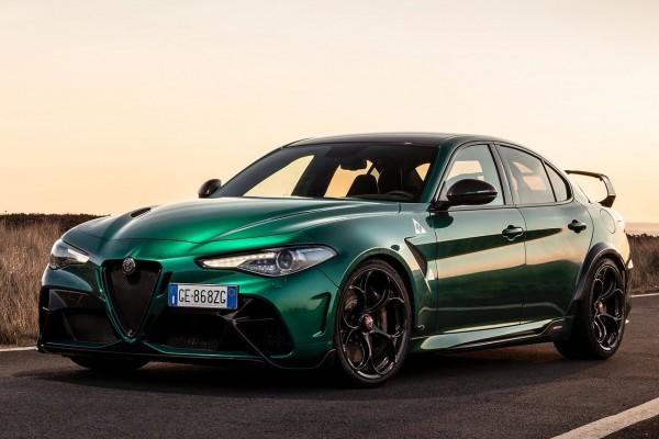 Alfa Romeo Giulia GTA (2021)