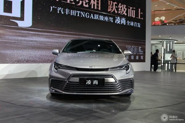 预售15.88万元起 广汽丰田凌尚将于6月6日上市