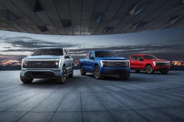 福特:预计到 2030 年 40% 的汽车销售将是电动