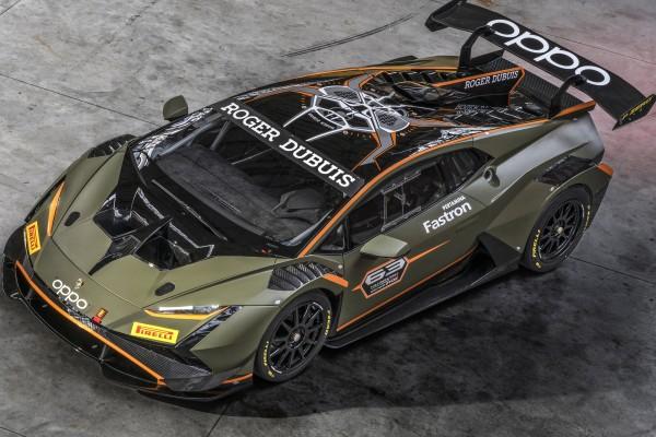 2022 Lamborghini Huracan Super Trofeo EVO2