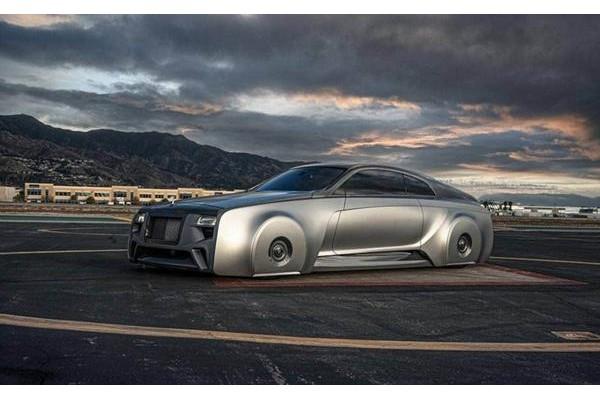 劳斯莱斯证实正在开发电动车 并且是全新车型