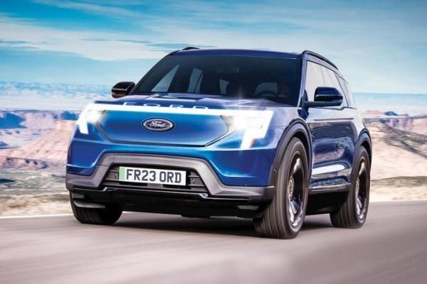 福特与大众汽车首款合作电动车将于2023年推出