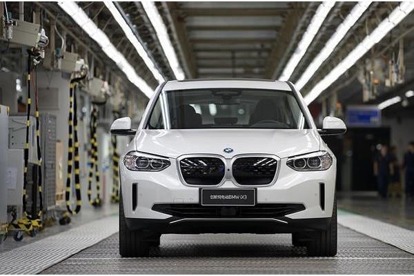 宝马宣布中国汽车工厂年内达到碳中和 2025年BEV