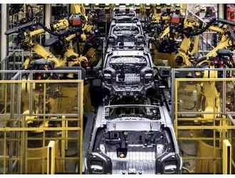 至2025年底前通用汽车在华新车型超40%为新能源