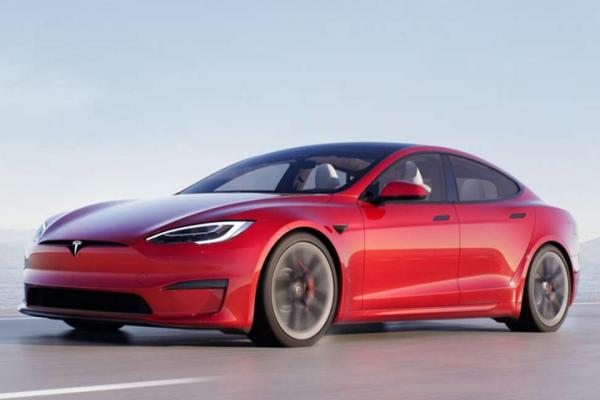 特斯拉Model S Plaid版上调起售价1万美元至12.9