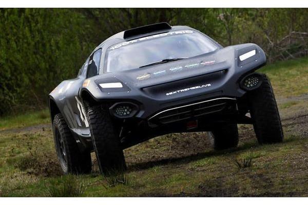 迈凯轮计划2022年首次加入Extreme E 电动越野车
