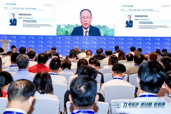 王一鸣:我国经济向潜在增长水平回归,中国汽车工业将实现恢复性增长